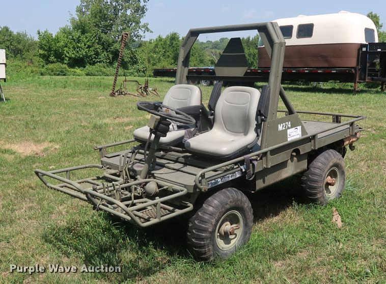 Baifield Industries utility vehicle