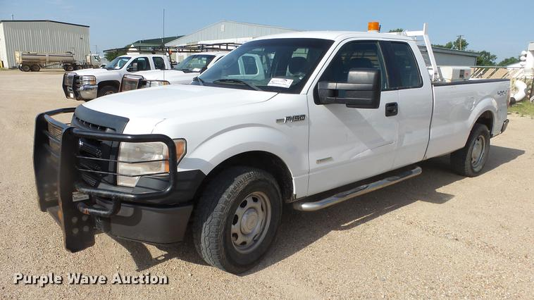 2012 Ford F150 Ext. Cab pickup truck