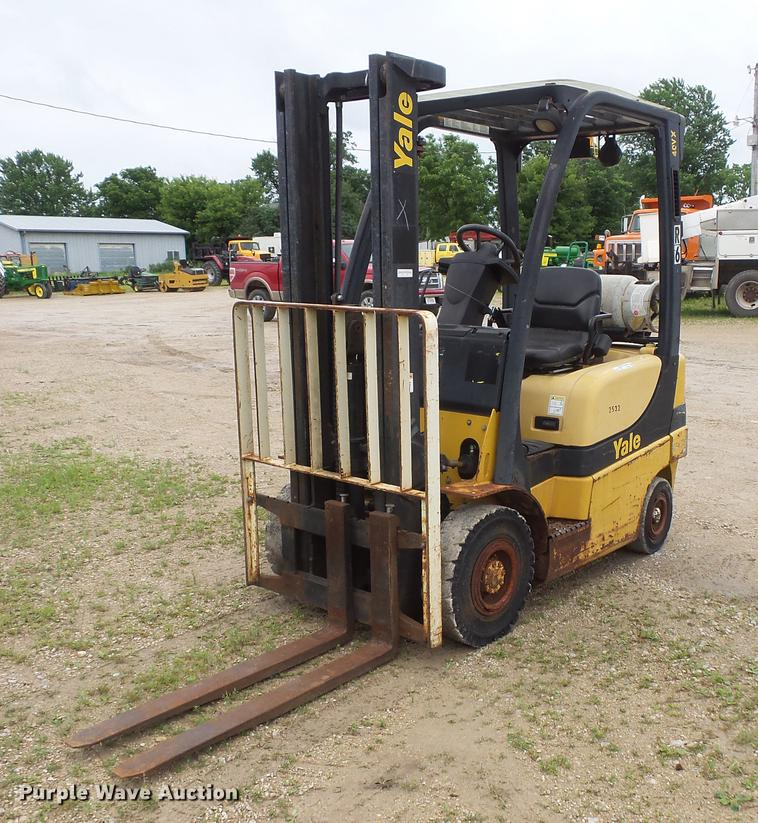 Yale GLP040SVXNUSF084 forklift