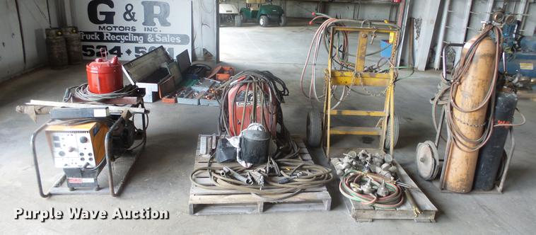Cutting and welding tools