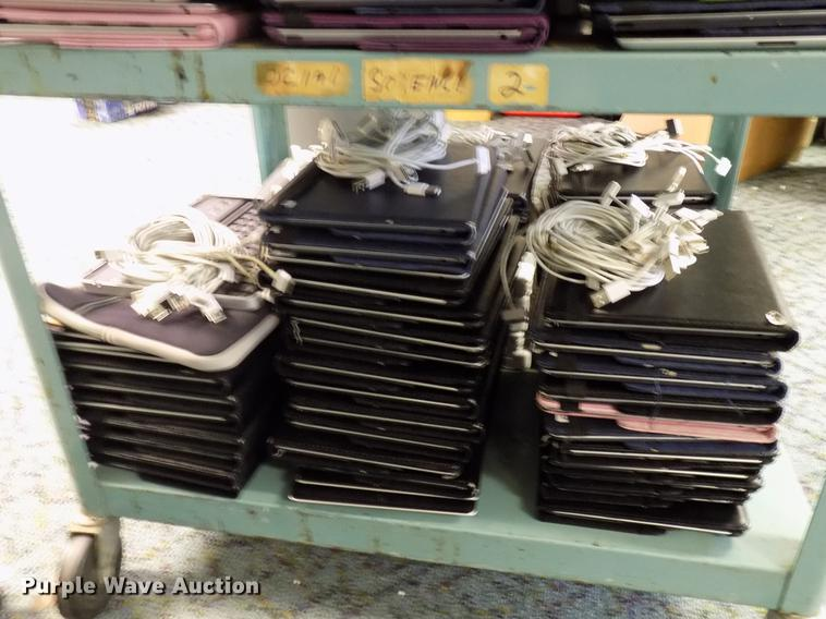 Approximately 55 iPad 2 tablets