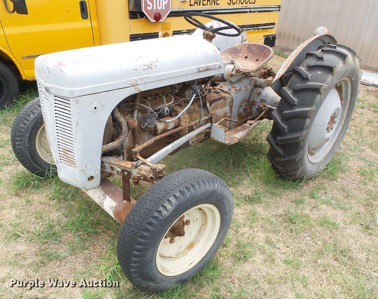 Harry Ferguson tractor