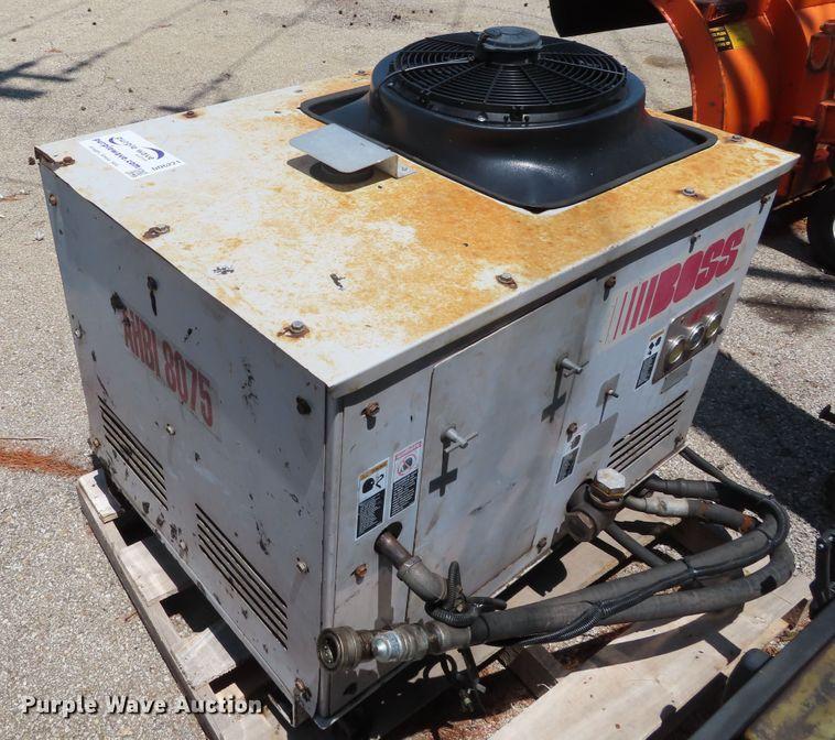 Boss AHBI8075 air compressor