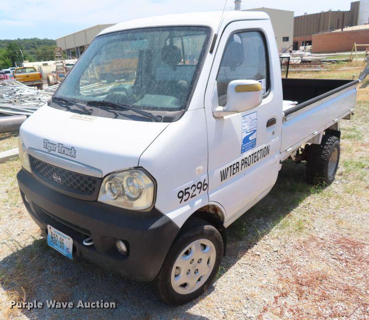 2012 Tiger Truck mini truck