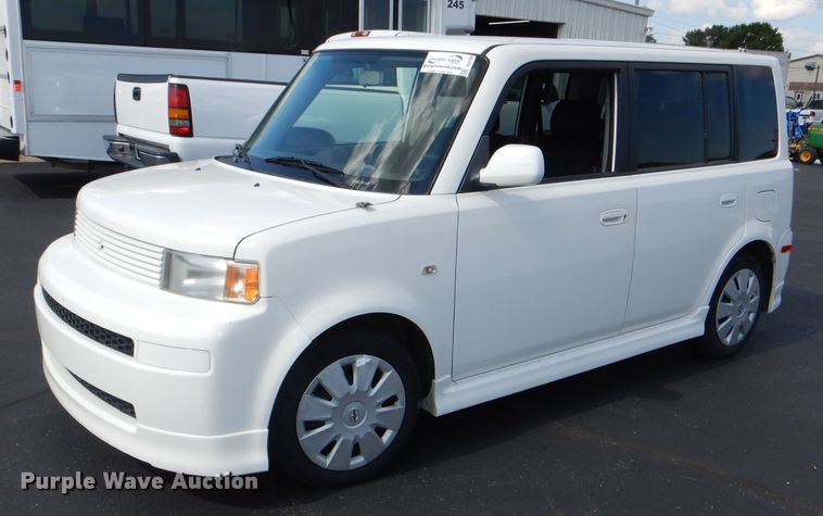 2006 Scion XB Wagon SUV