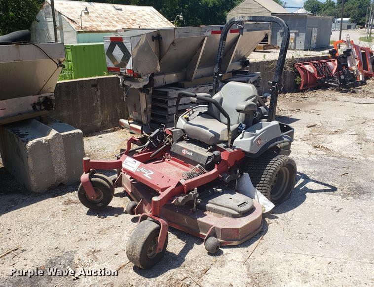 Ex Mark Lazer Z ZTR lawn mower