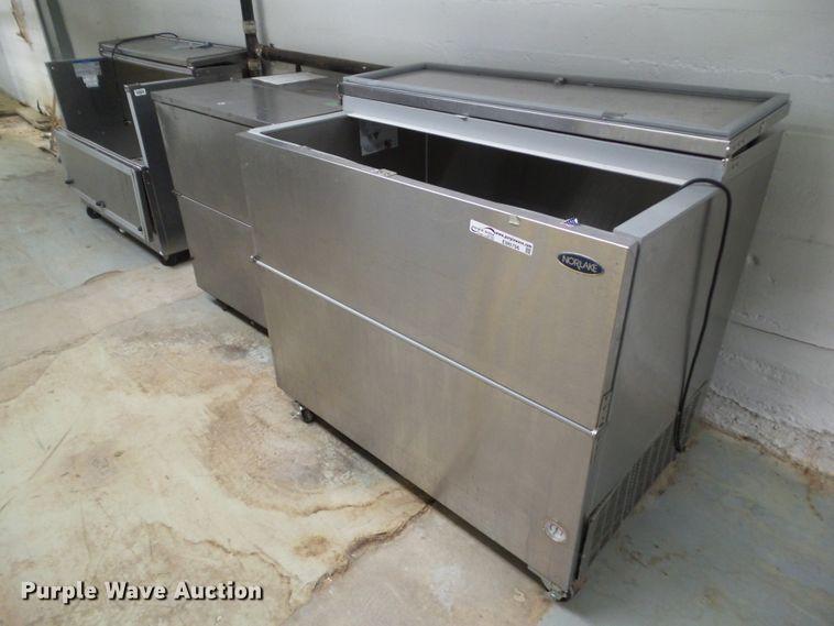 (3) milk coolers