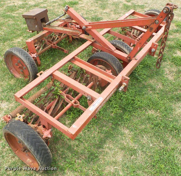 Jacobsen reel mower