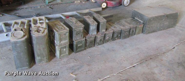 U.S. Army surplus