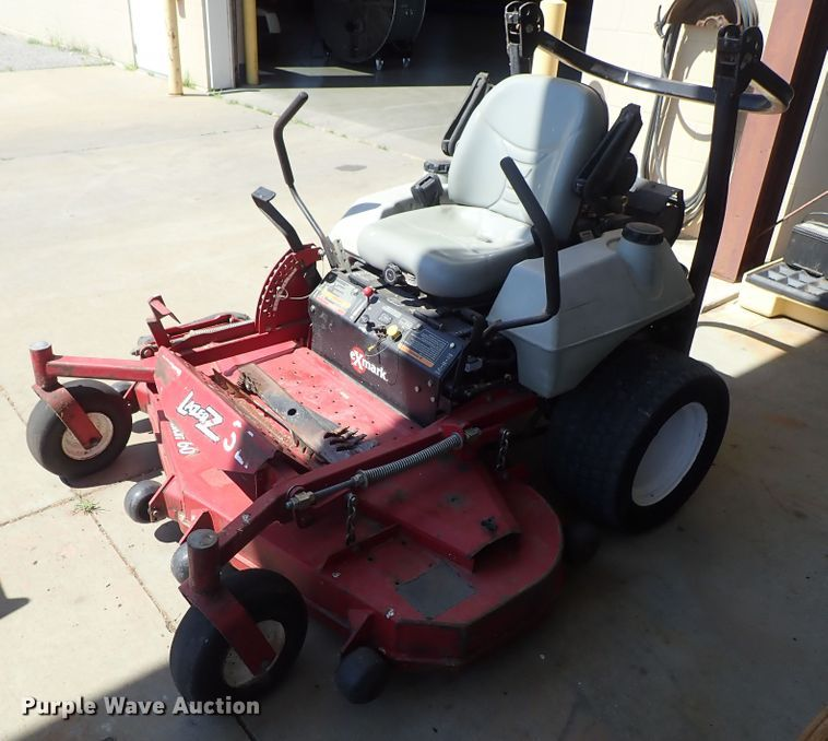 Ex Mark Lazer Z LAS25KC604 ZTR lawn mower
