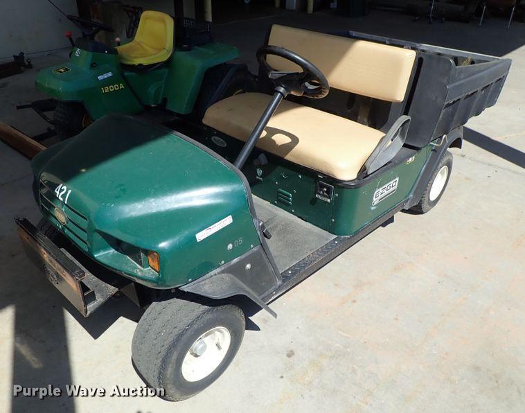 Ez-go golf cart
