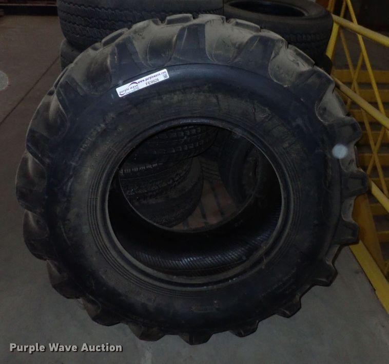 Alliance 19.5L-25 tire