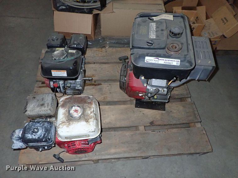 (3) gas engines