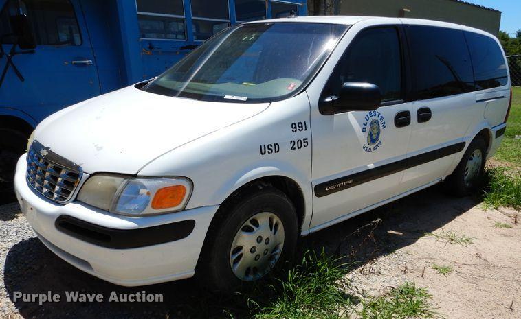 1998 Chevrolet Venture van