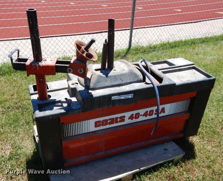 Coats 40-40SA tire machine