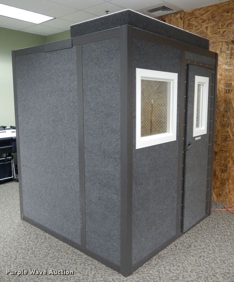 Gretch-Ken Industries Inc. sound proof booth