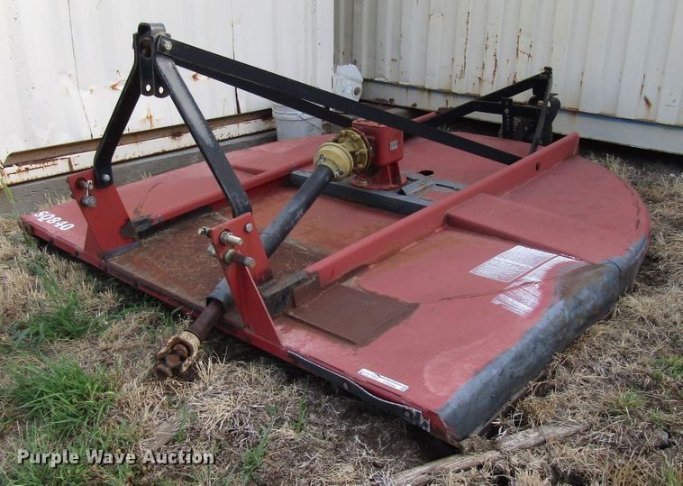 Bush Hog SQ840 rotary mower