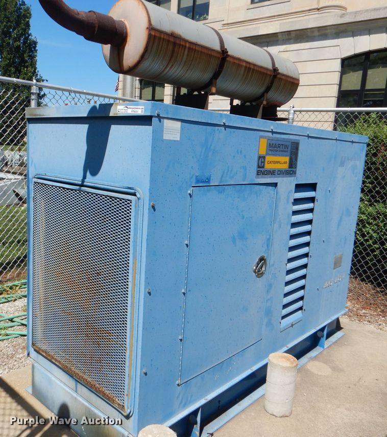 Magnetek Century generator
