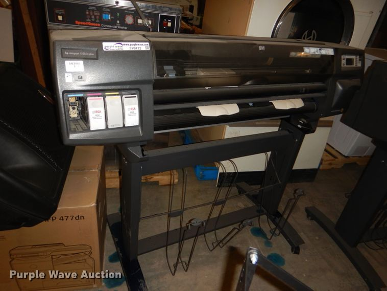 HP DesignJet 1055CM Plus plotter