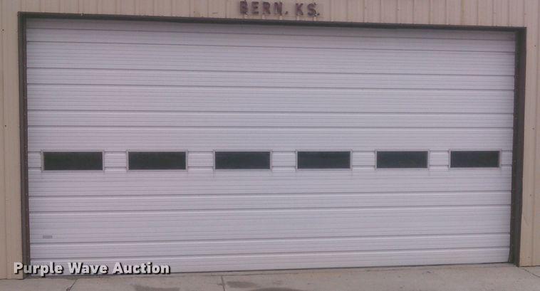 Delden garage door