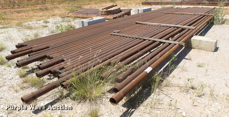 (31) joints of casing pipe