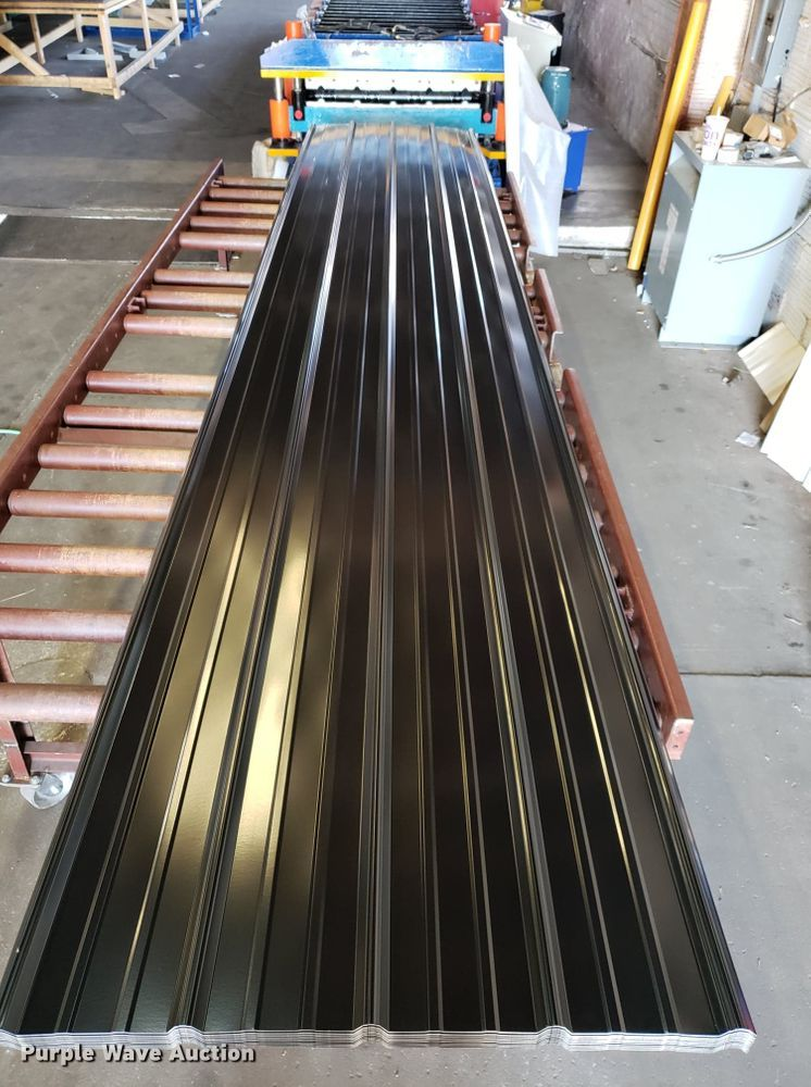 (50) sheets of metal roofing/siding