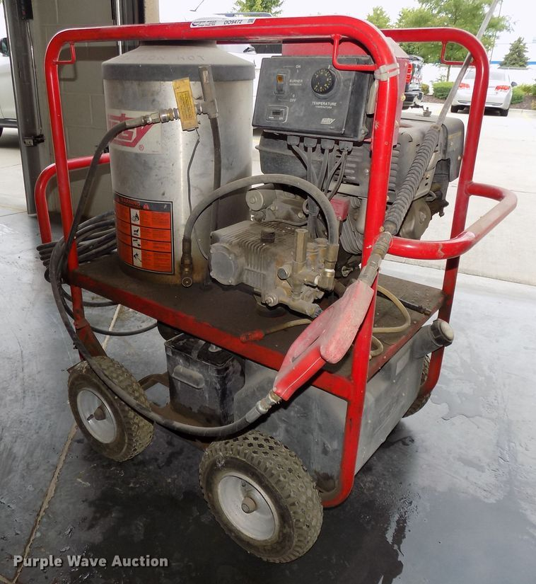 Hotsy 1075SSE pressure washer