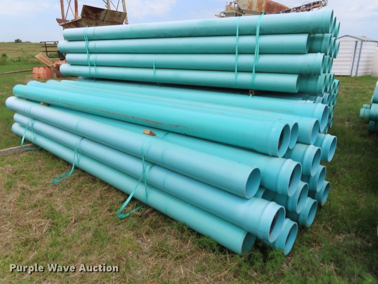 (94) SDR-26 sewer pipe joints