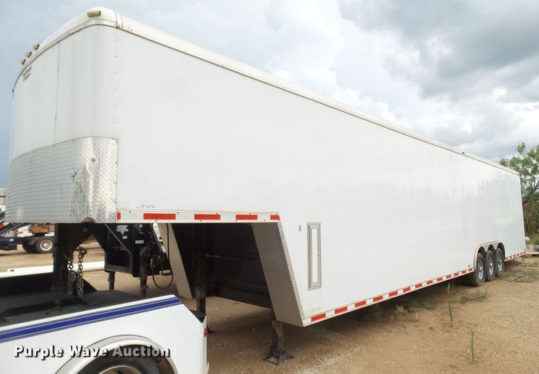 2013 Forest River enclosed trailer