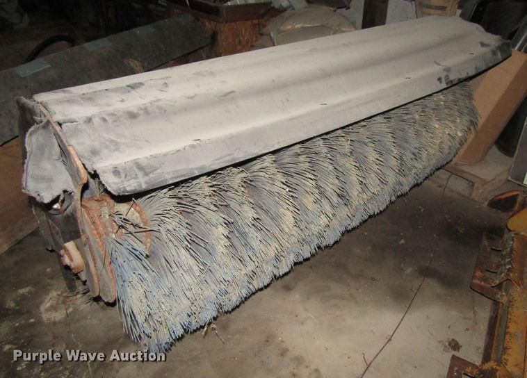 Bobcat 68 Angle Broom skid steer broom
