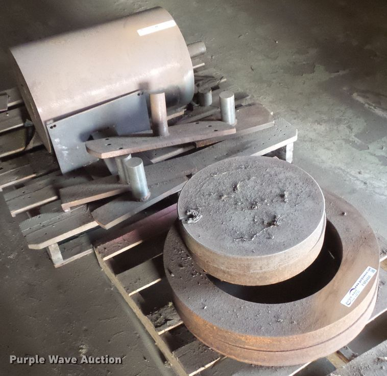 Steel rings and cylinder