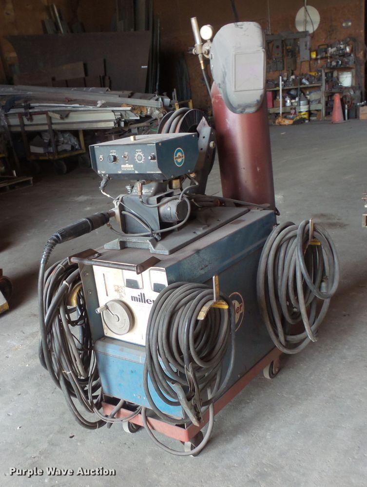 Miller CP300 wire welder