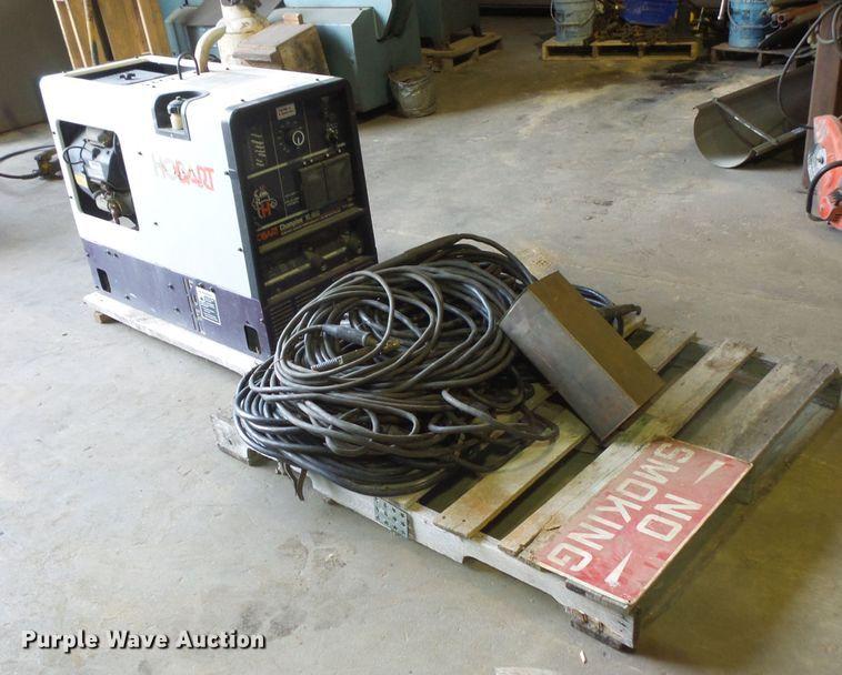 Hobart Champion welder