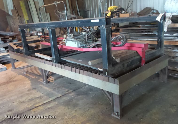 MG Industries cutting system