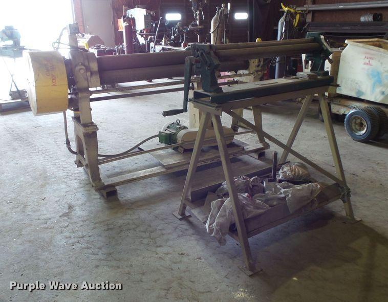 (2) metal rollers