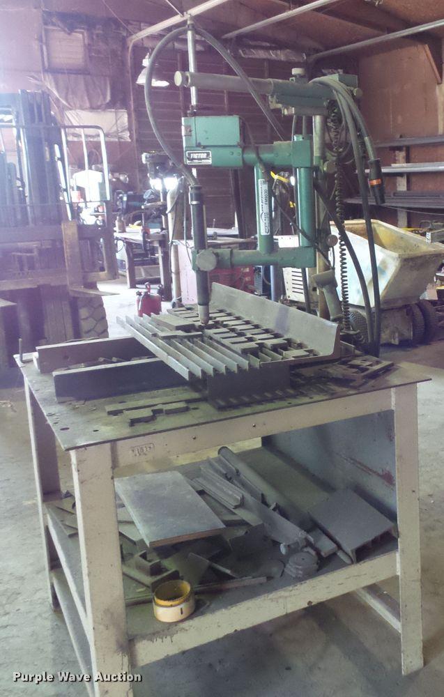 Victor D32400 plasma cutter jig