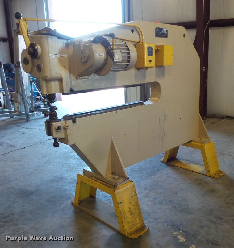 Pullmax P7 shearing and forming machine
