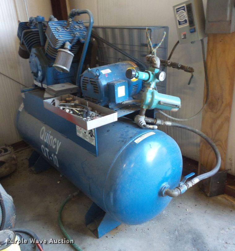 Quincy QT15ST1000052 air compressor