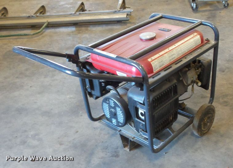 Kawasaki GE4300 generator