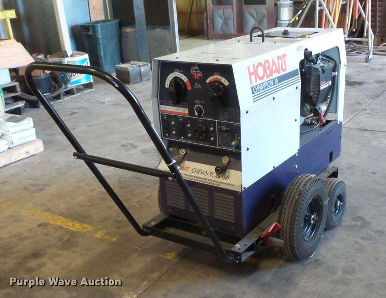 Hobart Champion 16 welder