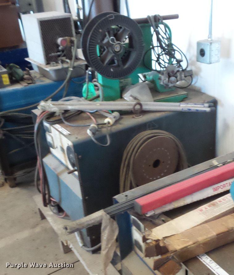 (2) Miller CP-250TS welders