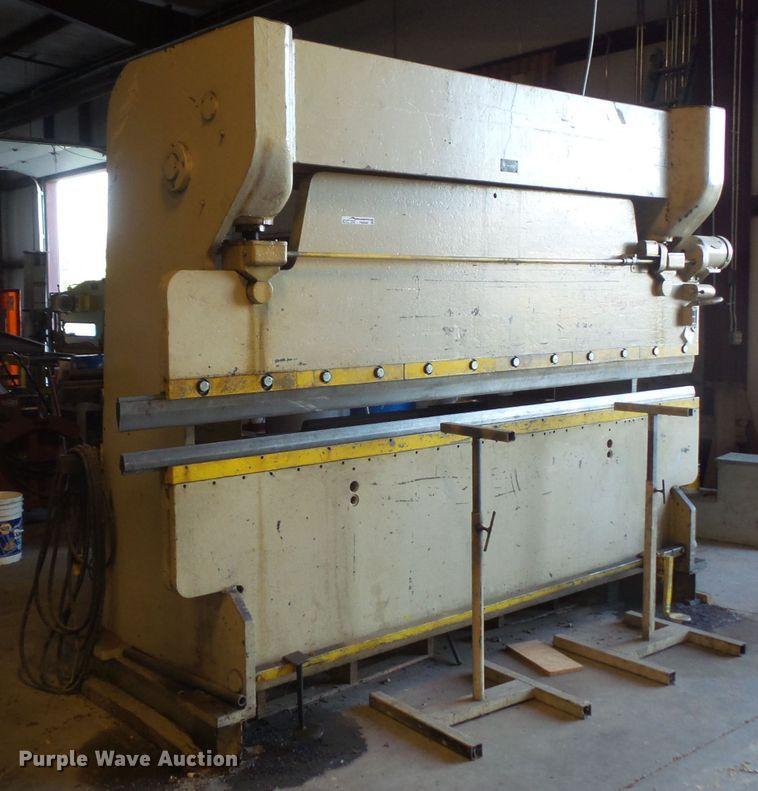 Chicago 8L10 steel press brake