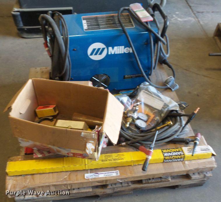 Miller Diversion 180 AC/DC welder