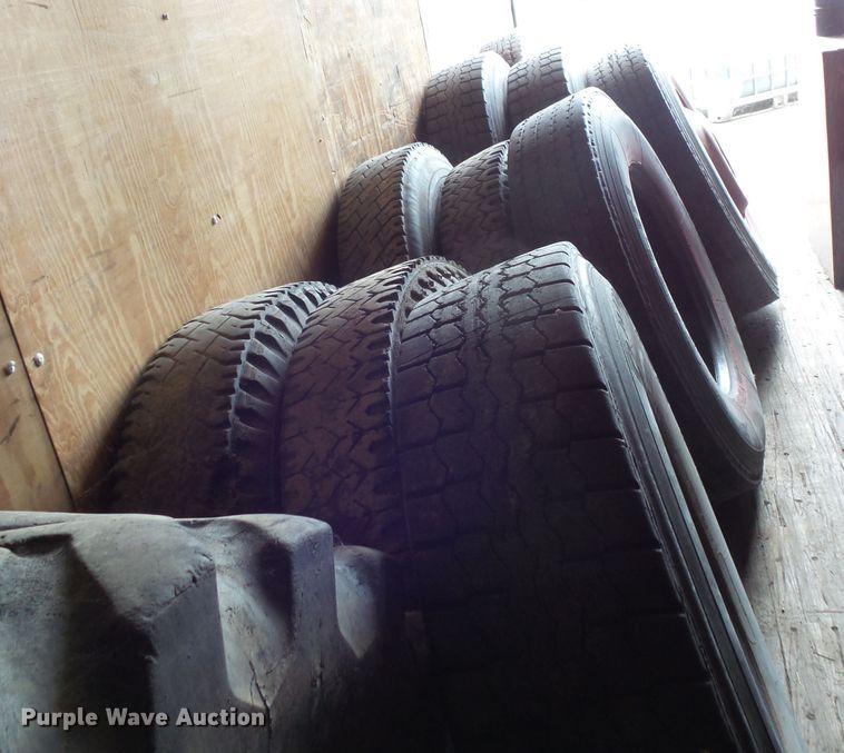 (11) tires