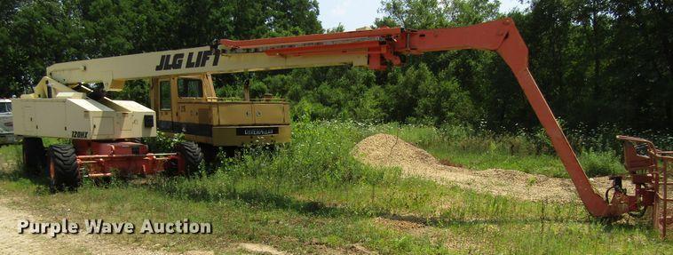 1998 JLG 120HZ boom lift