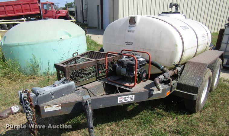 2007 ATS tank trailer
