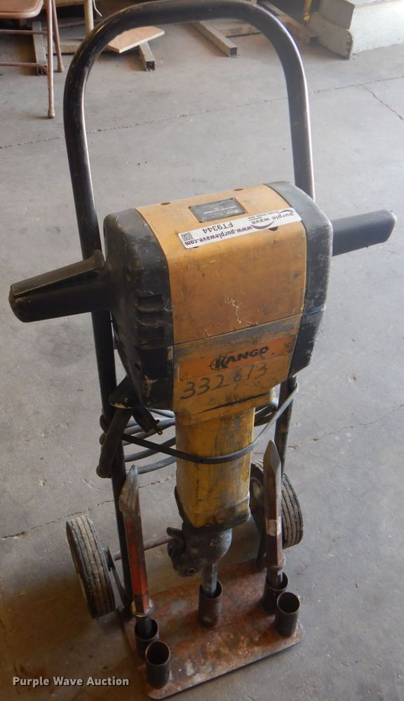 Kango pneumatic jackhammer