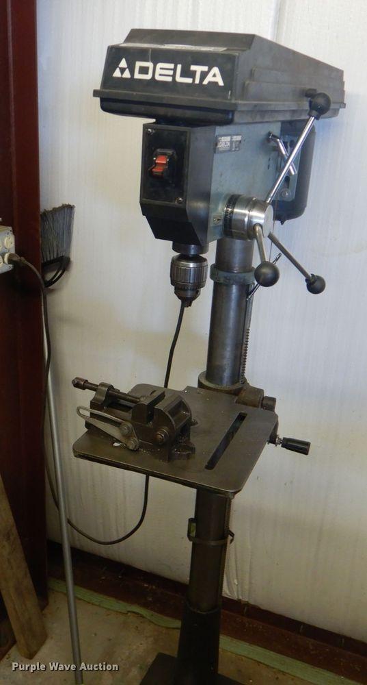 Delta 14-070 drill press