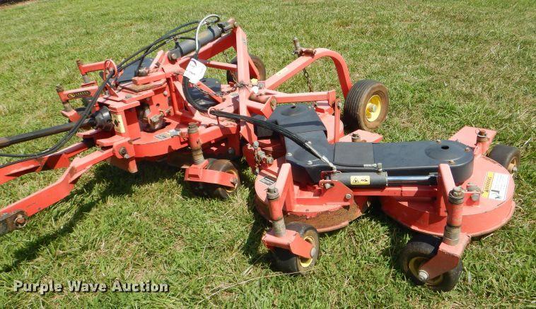 2006 Lastec 721XR Articulator finish mower