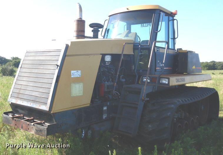 1993 Caterpillar Challenger 75C tractor
